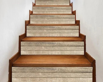 Stair Riser Light Etsy | Wood Stairs With Tile Risers | Color Scheme | Creative | Stair Outdoors | Grey | Tile Residential
