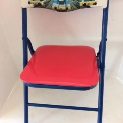 Thomas Train Chair French Country Kitchen Chairs The Childs Etsy Image 0
