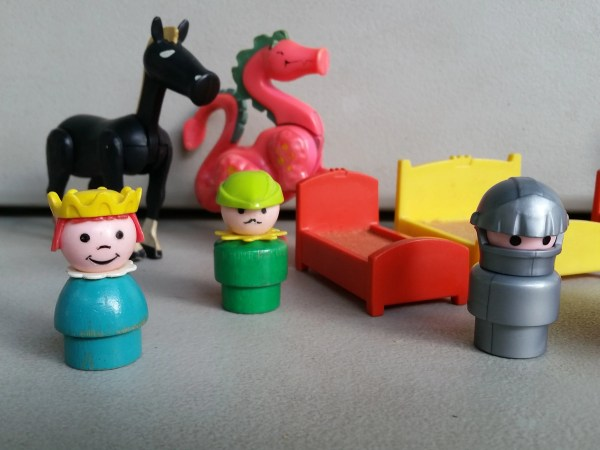 Play Family Castle Accessories
