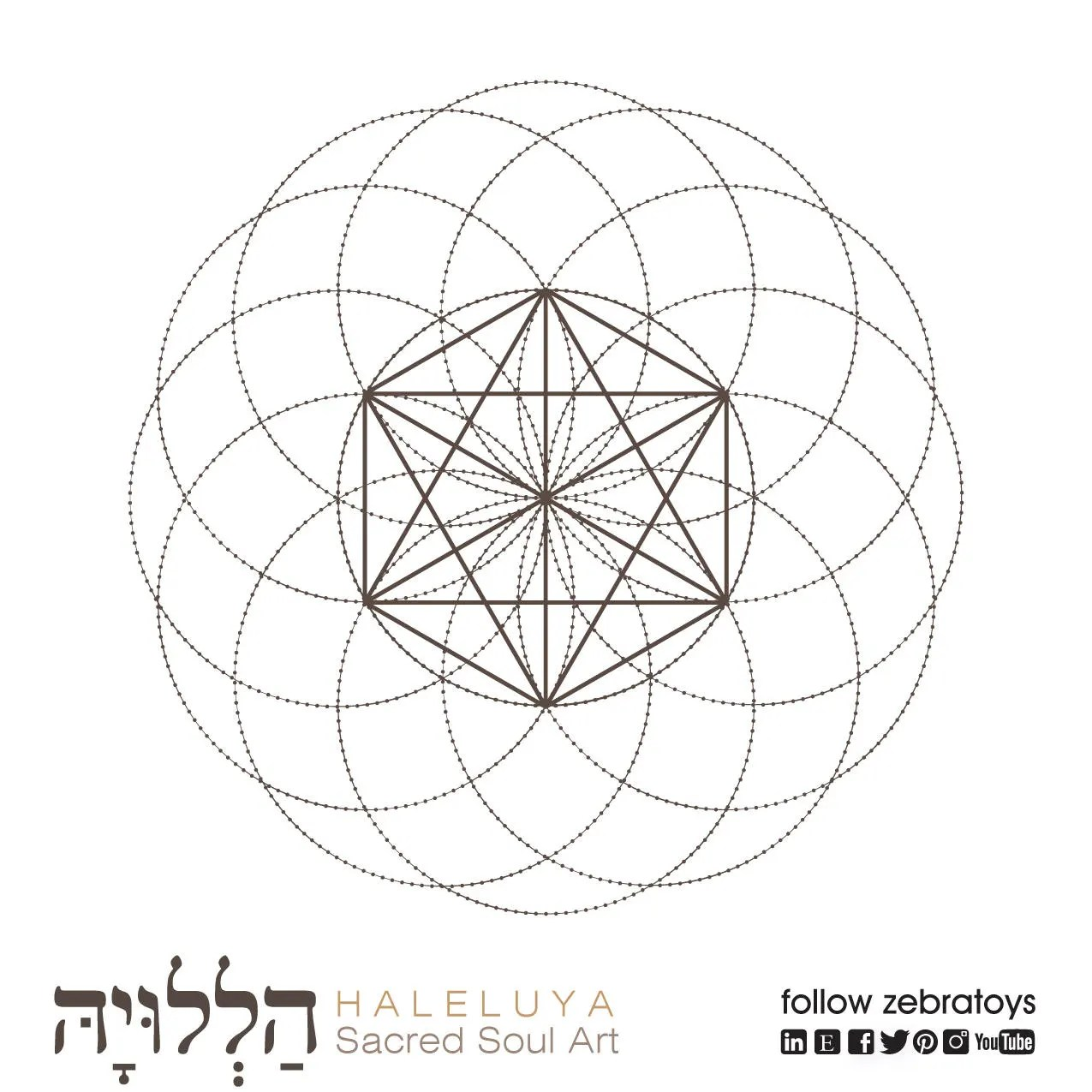 Sacred Geometry Symbols-Ancient Secret Elements-Energy