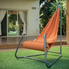 Swing Chair With Stand Kuwait Retro Dining Table And Chairs Hanging Etsy Hang Urban Orange For Indoor Outdoor