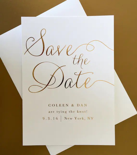 save the date inspiratie