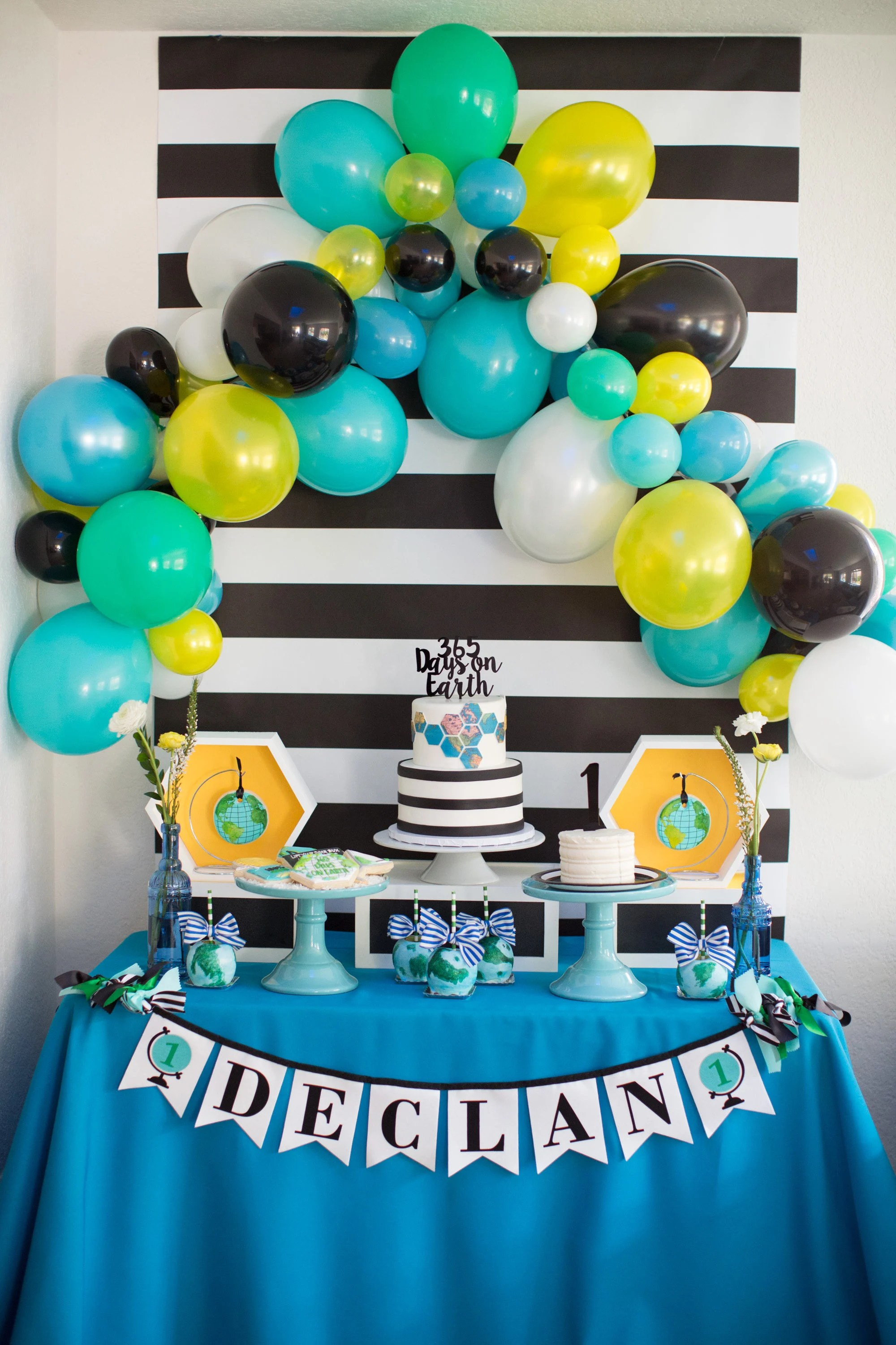 1st Birthday Boy Banner To Be Used As First Decorations A Wild One Or Use Highchair Where The Things Are