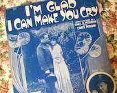 Vintage 1918 Sheet Music ...