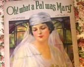 Vintage 1919 Sheet Music ...