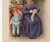 Antique Vintage Postcard ...