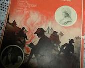 Vintage World War I 1918 ...