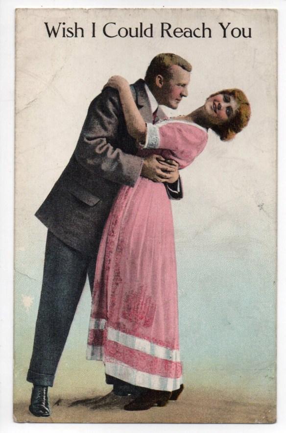 Antique Edwardian Romanti...