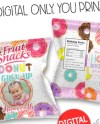 Fruit Snack Wrappers Etsy