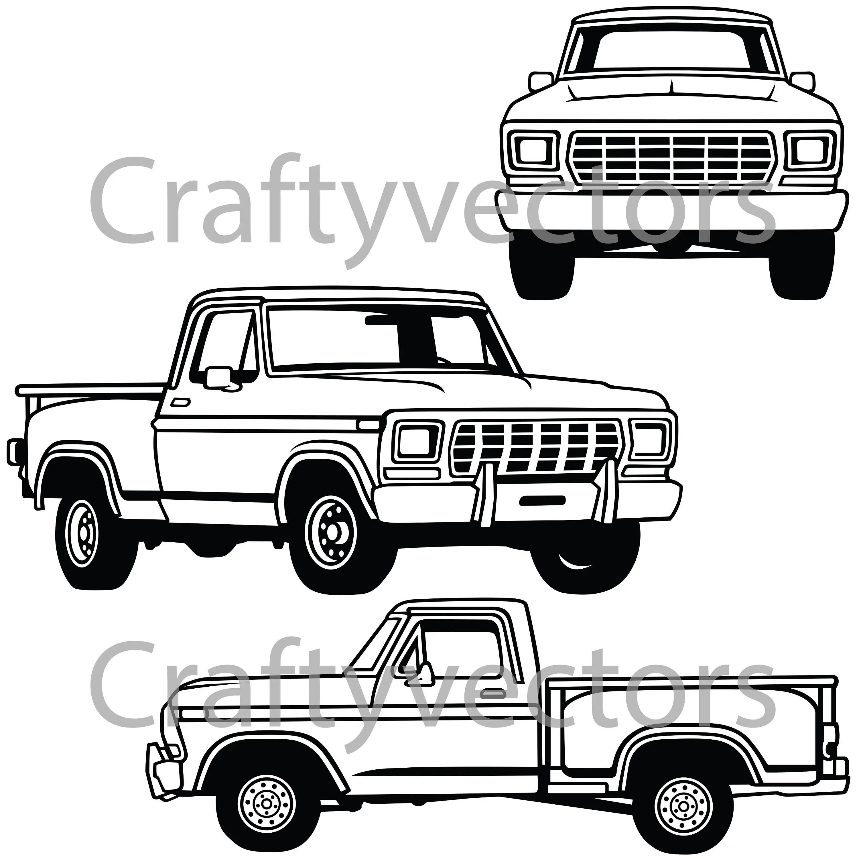 C10 Top Model Dibujos Trucks t Trucks Cars and