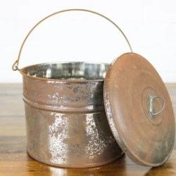 Tin Box With Lid Etsy