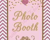 Pajamas And Pancakes Spa Party Signs Pink Gold Hollywood Glam Glitter Sequins Sparkle Pj's Photo Booth Makeup Hair Keep Calm Facials Room