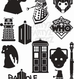 dr who clipart [ 794 x 1005 Pixel ]