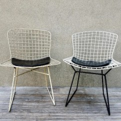 Bertoia Wire Chair Original Ipad Stand Authentic Vintage Harry Chairs For Knoll Etsy Image 0