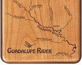 GUADALUPE RIVER Map Fly F...