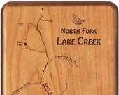 LAKE CREEK - North Fork R...