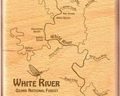 WHITE RIVER - Cotter Map ...