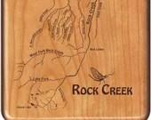ROCK CREEK Watershed Rive...