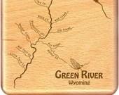 GREEN RIVER, Upper River ...