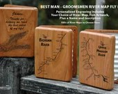 GROOMSMEN GIFT Fly Box. P...