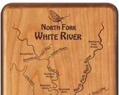 WHITE RIVER North Fork Ri...