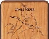 JAMES RIVER - Big Island ...