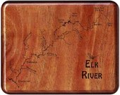 ELK RIVER MAP Fly Fishing...