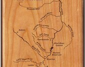 Fly Box - WIND RIVER MAP ...