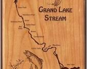 GRAND LAKE STREAM River M...