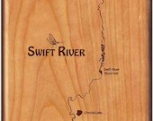 SWIFT RIVER Map Fly Box. ...