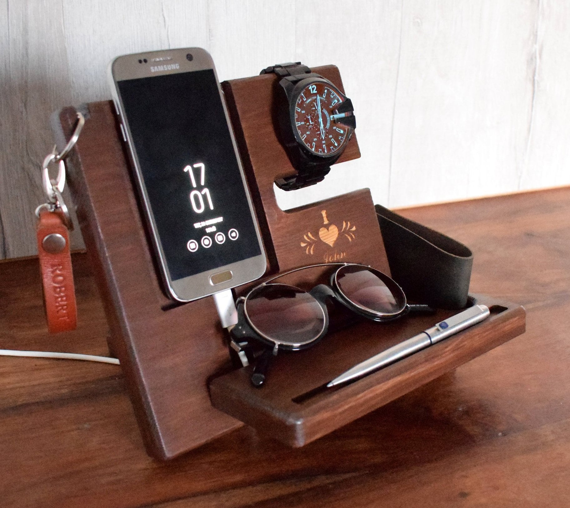 Easter Gift Night Stand Gifts For Men Desk Organizer