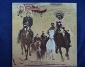 """Plays Well 1975 Doobie Brothers """"Stampede"""" Vinyl LP Record Album  - BS 2895"""