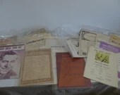 Large lot of Vintage Religious Sheet Music - 22 Different