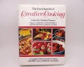 Vintage The Encyclopedia of Creative Cooking by Charlotte Turgeon 2000 Recipes & 800 Full Color Photos Vintage Mid Century Cookbook