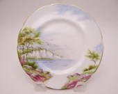 """Vintage Paragon English Bone China """"Cliffs of Dover"""" Bread and Butter Plate - 3 Available"""