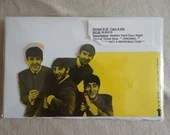 1964 - Hard Days Night Ticket Stub (Not Imprinted) The Beatles