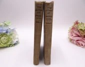 """Antique 1821 Hardcover Book """"The Letters of Junius Vol II"""" - Henry Sampson Woodfall"""