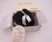 Global Dolls Geneva Size 9-10 Dark Brown Doll Wig - NIB - New in Box