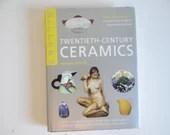 "Vintage ""Miller's Twentieth Century Ceramics - Revised Edition"" by Paul Atterbury  Hardcover Reference Book"