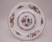 "Vintage Aynsley  English Bone China ""Capistrano"" Luncheon Plate"