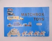 Matchbox Toys with Revised Price Guide Softcover Book Matchbox Identification and Price Guide