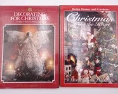 Christmas from the Heart & Decorating for Christmas with Christmas Home Decorating Recipes and Ornaments for Christmas
