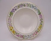 """Vintage Lenox """"The Constitution"""" Rim Soup Bowl 9 Available Made in USA"""