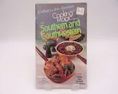 """Vintage Culinary Arts Institute Recipe Booklet Cooking Magic Series """"The South and Southwestern Cookbook"""""""