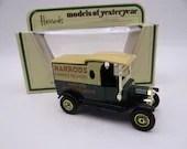 "Vintage Lesney Matchbox Y-12 Models of Yesteryear ""Harrods"" 1922 Ford Model T Diecast Car in Original Box"