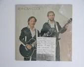 "Plays Well 1985 White Label Promo Reynossa-Cook ""The Valentine Album"" MS-4209 Vinyl LP Record Album Rock Pop"