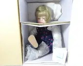 "Vintage Hamilton Collection  ""Quiet Time"" Doll  in Original Box"