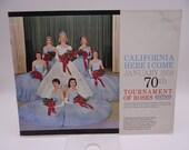 Original 1959 Rose Bowl Parade Program