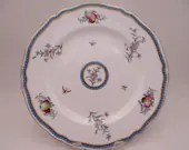 """Vintage Spode Made in England English Bone China """"Trapnell"""" Dinner Plate Y6836 - 9 Available"""