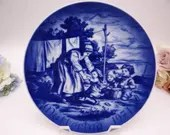 Vintage Bareuther 1971 Mother's Day Plate